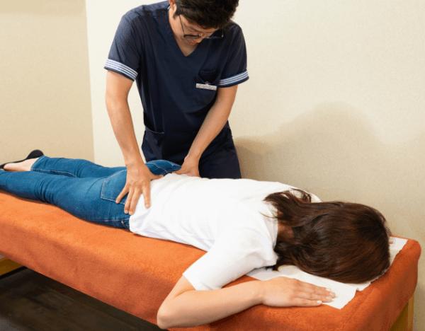 多度津郡篠丸接骨院の交通事故での腰痛や椎間板ヘルニア治療について